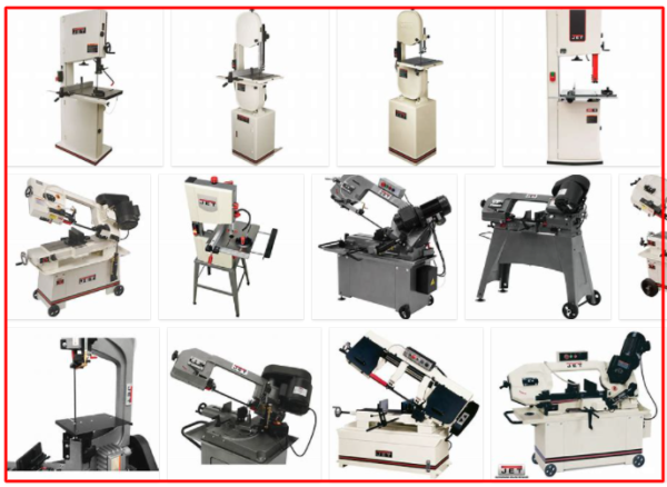 Jet Band Saw Where Can I Find and Buy It? For Sale & Review Band Saw Other Tools